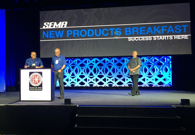 SEMA New Product award for the NewArc Rim Straightening System! - News - NewArc - sema-award