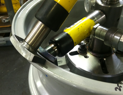 Learn more about NewArc Wheel Straightening Technology - about